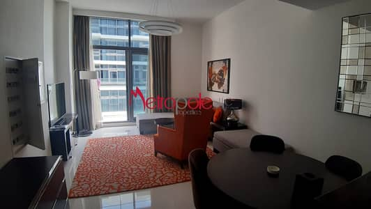2 Bedroom Flat for Rent in DAMAC Hills (Akoya by DAMAC), Dubai - Fully Furnished   Golf And Pool View   4 cheques