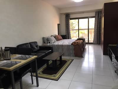 Studio for Rent in Jumeirah Village Triangle (JVT), Dubai - Fully Furnished Studio | DEWA Building|Good Maintenance|Quality Verified!!
