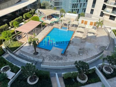 1 Bedroom Apartment for Rent in Al Bateen, Abu Dhabi - Iconic view 1 Bedroom with Balcony & amenities