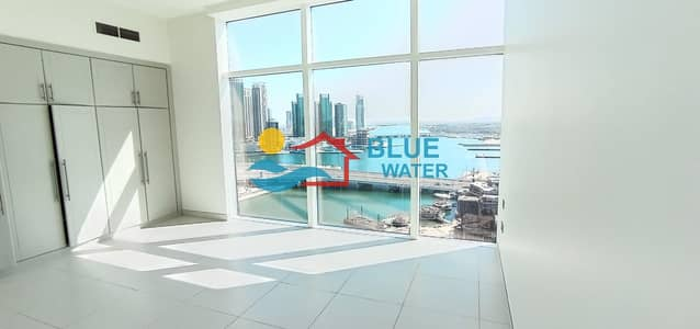 1 Bedroom Flat for Rent in Tourist Club Area (TCA), Abu Dhabi - Luxury & Extra Large 1 Master BR with Balcony & sea view