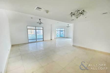 شقة 3 غرف نوم للايجار في دبي مارينا، دبي - 3 Bedrooms | Near Metro | Large Terrace