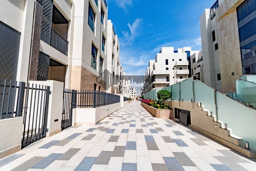 Brand new & Luxury apartment in Mirdif Hills | Mushrif park & Greenery view !