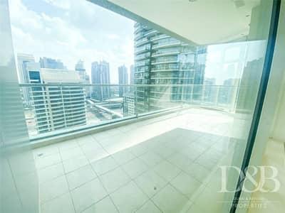 2 Bedroom Flat for Rent in Dubai Marina, Dubai - Huge Balcony |  Study Room |  Vacant Now