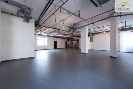 Shop for Rent in Deira, Dubai - Two Story | Full Floor | Semi fitted | Brand New