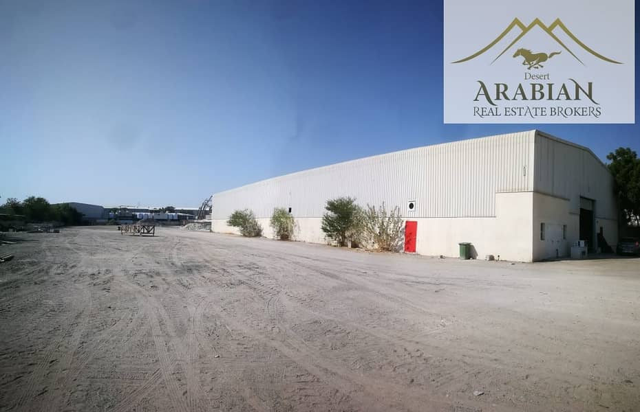 AED9 per Sqft| 210 KV | Huge Plot +Store