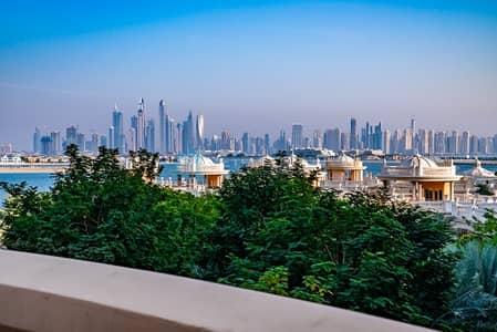 2 Bedroom Apartment for Sale in Palm Jumeirah, Dubai - Most Prime and Rare unit facing Dubai Marina