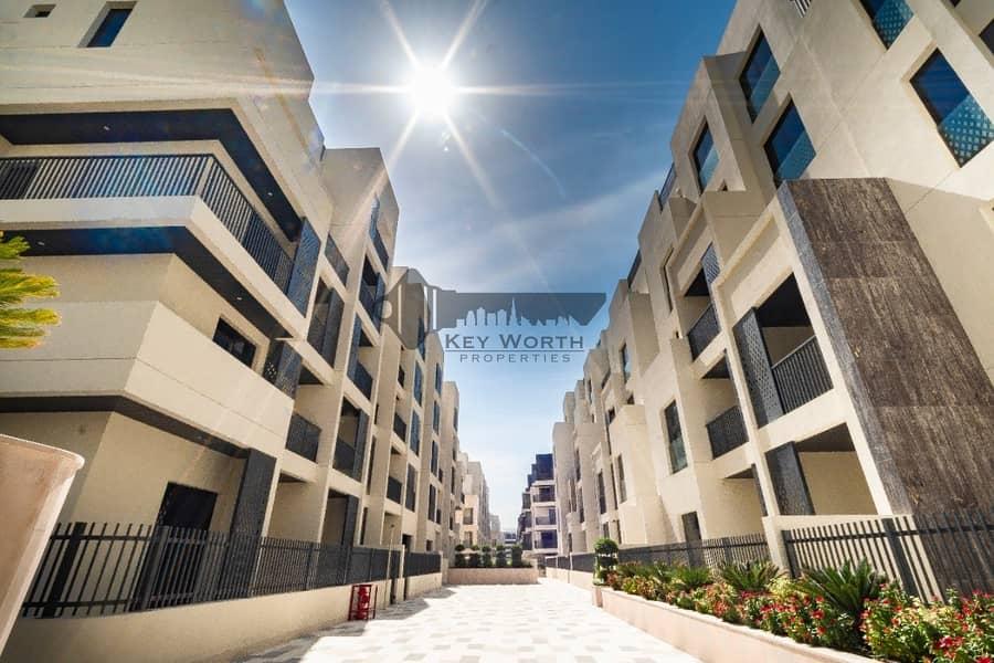 15 Brand new & Luxury apartment in Mirdif Hills | Mushrif park & Greenery view !