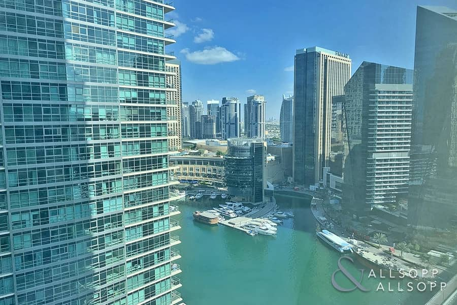 Outdoor Terrace | Emaar | Marina View | 2 Bed