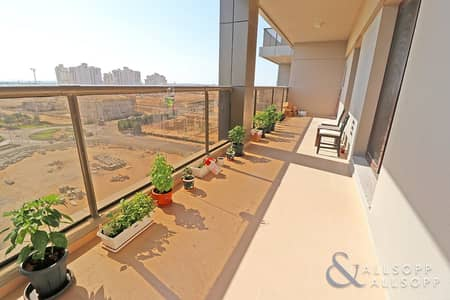 3 Bedroom Apartment for Sale in Dubai Sports City, Dubai - Full Golf View | Exclusive | Rare 3 Beds