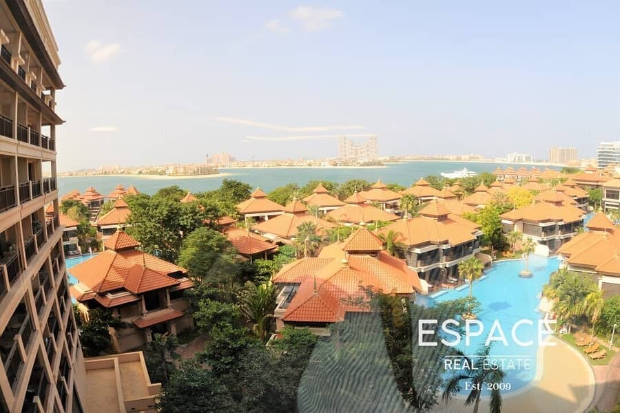 Resort Faclities Included 2 Bed Furnished 20 Days Free
