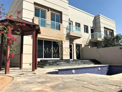 4 Bedroom Villa for Rent in Al Badaa, Dubai - Huge 4BR Villa | Private Pool | 13 Months | 12Chqs