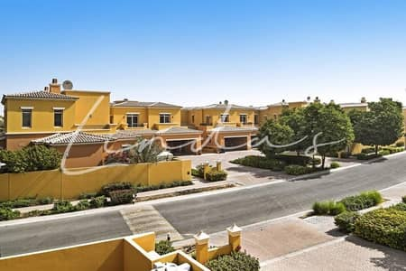 EXCLUSIVE Spacious 3 Bed + Family Room in Palmera