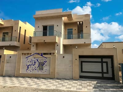 Luxurious villa for sale with a luxurious stone facade, the finest designs