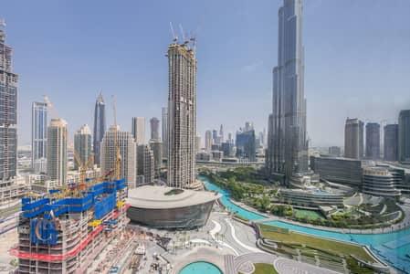 Burj Khalifa View | Vacant & Ready | High Floor