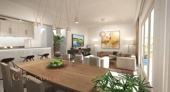 تاون هاوس 2 غرفة نوم للبيع في عقارات جميرا للجولف، دبي - Brand New | Tenanted 1 Cheque | Cashback Deal