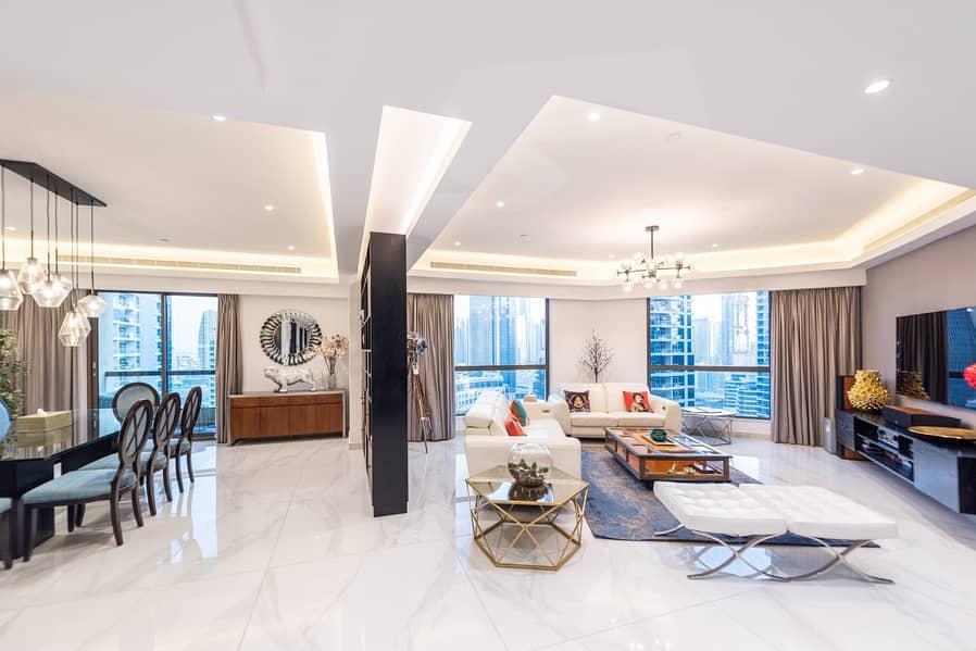 Sleek and Stylish | Remodeled | Duplex 4 BR