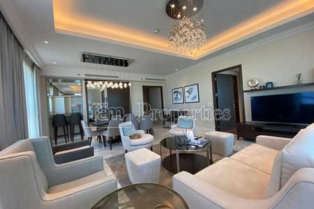 3 Bedroom Apartment for Rent in Downtown Dubai, Dubai - 3BD + made with full Burj Khalifa view