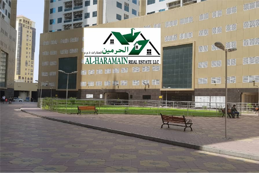 شقة في أبراج لؤلؤة عجمان عجمان وسط المدينة 2 غرف 23000 درهم - 4884130