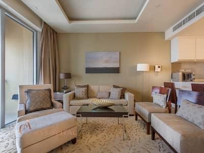 شقة 1 غرفة نوم للايجار في وسط مدينة دبي، دبي - Lovely 1 Bedroom Apartment I Fully Furnished