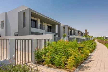 5 Bedroom Villa for Sale in Dubai Hills Estate, Dubai - Landscaped E5 Single Row | On the park