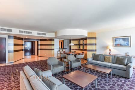 3 Bedroom Apartment for Rent in Sheikh Zayed Road, Dubai - Chiller & Maintenance Free | Maids Room