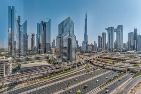 2 Bedroom Apartment for Rent in Sheikh Zayed Road, Dubai - Maids Room | Chiller & Maintenance Free