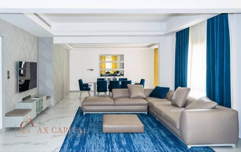Modern Interior   Upgraded Villa   Maids Room
