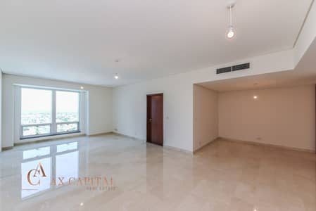1 Bedroom Flat for Rent in Sheikh Zayed Road, Dubai - Chiller & Maintenance Free | Unfurnished
