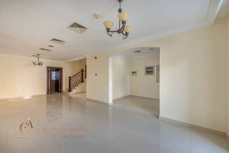 4 Bedroom Townhouse for Sale in Jumeirah Village Circle (JVC), Dubai - Very Spacious Townhouse | Motivated Seller | JVC