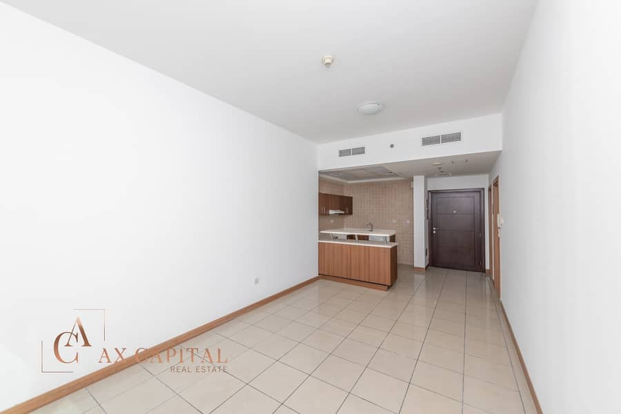 Balcony | Unfurnished | Spacious | Open Kitchen