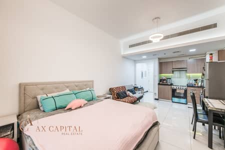 Studio for Sale in Jumeirah Village Circle (JVC), Dubai - Top Investment | Fully Furnished | Next to Mall