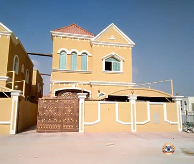 Without down payment, own a VIP villa in Ajman at a cheap price