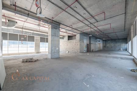 Shop for Rent in Business Bay, Dubai - Shop | Retail Space | Shell & Core Condition