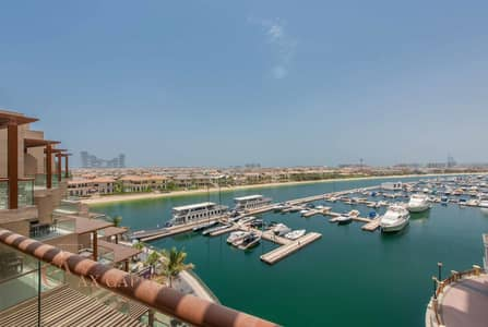Studio for Rent in Palm Jumeirah, Dubai - Fully Furnished | Sea View | Spacious Apt