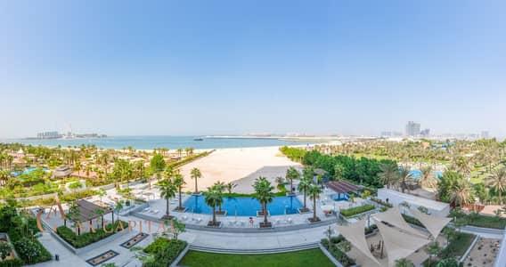 فلیٹ 2 غرفة نوم للبيع في جميرا بيتش ريزيدنس، دبي - Panoramic Sea View | Beach Access | Furnished