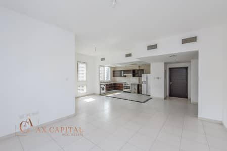 2 Bedroom Flat for Rent in Dubai Marina, Dubai - Spacious Apt | Marina View | Unfurnished