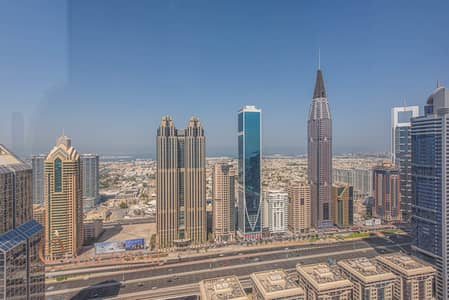 4 Bedroom Penthouse for Rent in DIFC, Dubai - Maids Rooms | Internal Elevator | City View