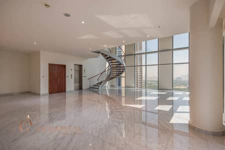 4 Bedroom Penthouse for Rent in DIFC, Dubai - Zabeel & DIFC View | Maids Room | Storage Room
