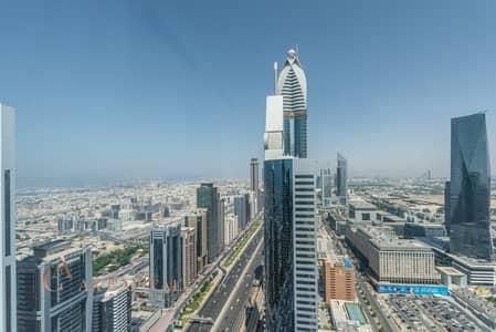 فلیٹ 2 غرفة نوم للايجار في شارع الشيخ زايد، دبي - Zabeel View | Laundry Room | 1 Month Free