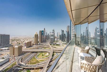 2 Bedroom Flat for Sale in Downtown Dubai, Dubai - 01 Series | Spacious | Sheikh Zayed Road View