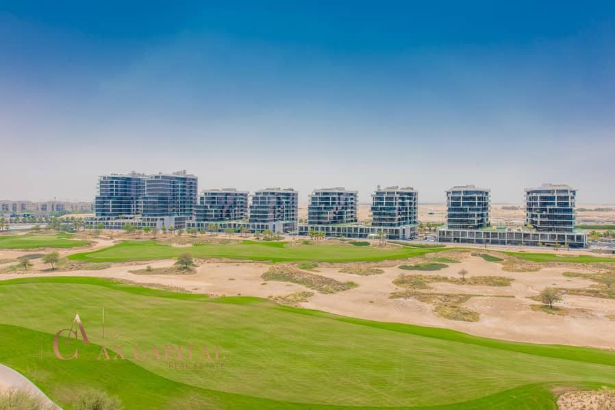 Golf View   Spacious 3 Bedroom + Maids