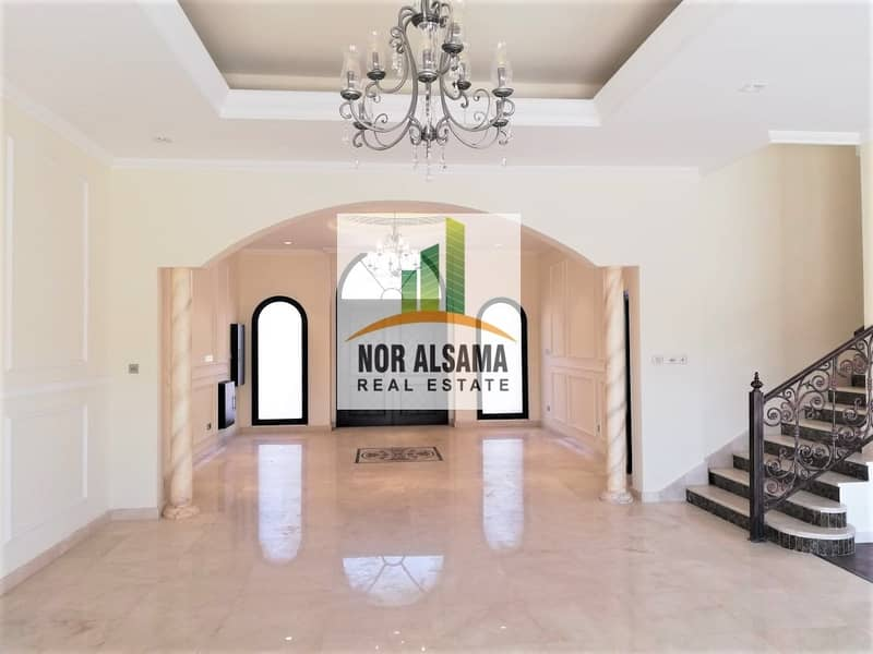 BRAND NEW 5BHK VILLA WITH SERVICES BLOCK AND POOL IN WARQA