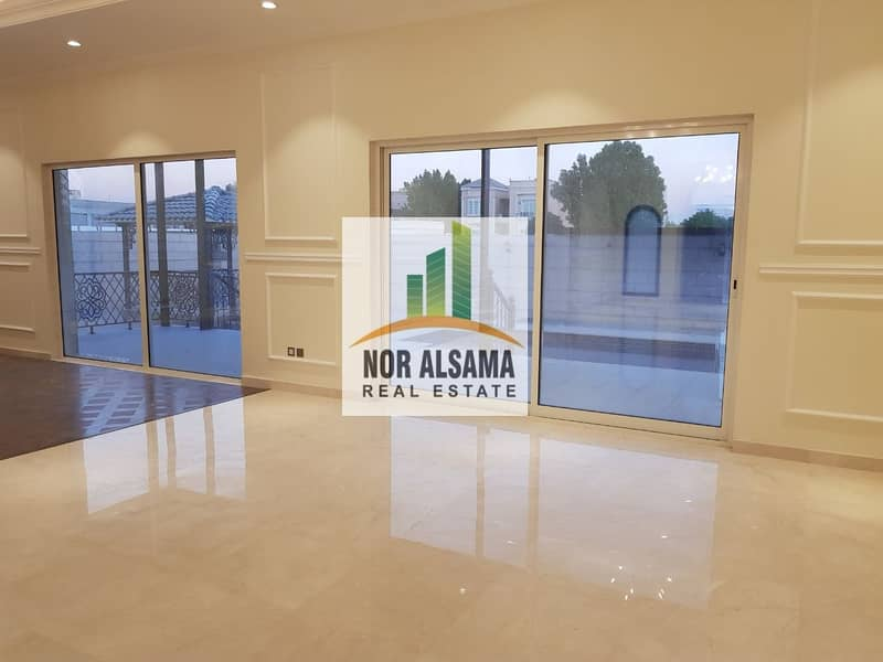 2 BRAND NEW 5BHK VILLA WITH SERVICES BLOCK AND POOL IN WARQA