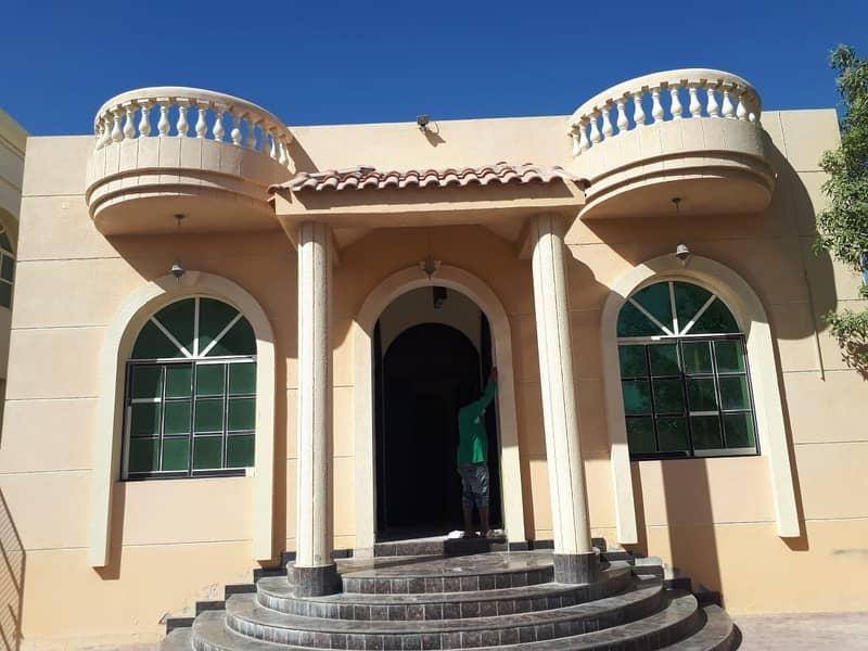 فيلا طابق واحد مكونه من 3 غرف وصاله بيت نظيف مصين جاهز للسكن