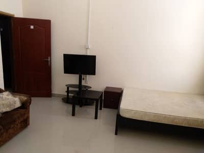 Studio for Rent in Mohammed Bin Zayed City, Abu Dhabi - Furnished STUDIO AVAILABLE . . . NO COMMISSION