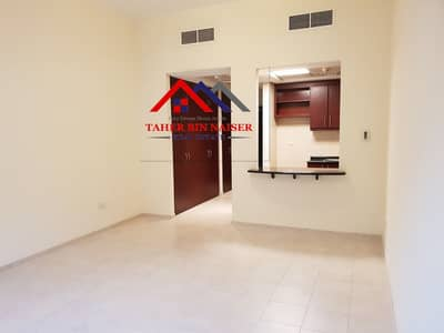 PAY 1 TO 12 CHEQS STUDIO FLAT BALCONY FOR RENT