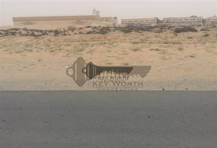 Plot for Sale in Emirates Modern Industrial Area, Umm Al Quwain - 29k Sq.ft. warehouse / Industrial  plot for sale in Ummul Quwain