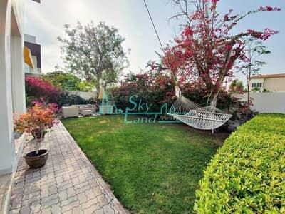 5 Bedroom Villa for Rent in Umm Suqeim, Dubai - Beautiful 5 Bed Villa With A Private Garden