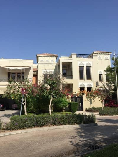6 Bedroom Villa for Sale in Al Barari, Dubai - ON THE LAKE | SUPER LUXURIOUS VILLA