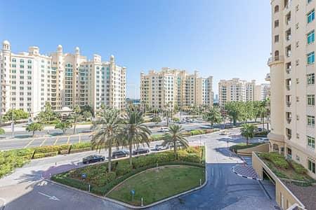 فلیٹ 3 غرف نوم للايجار في نخلة جميرا، دبي - Fully furnished apt | Beach access| Key is with Me